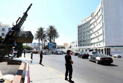 مقتل ضابط مدينة بنغازي