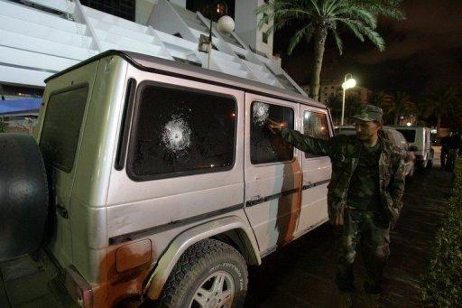 ليبيا تعتزم تشكيل لحماية الدبلوماسيين