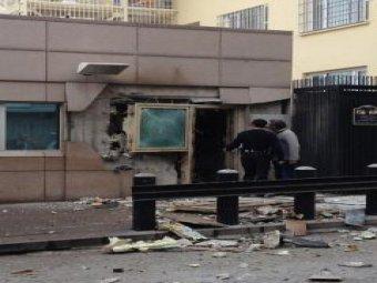 قتيلان هجوم انتحاري السفارة الأمريكية