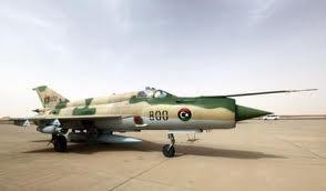 طلعات جوية مكثفة الحدود الليبية