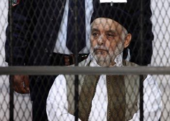 ليبيا تُؤجل مُحاكمة المحمودي مارس