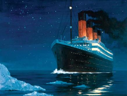 """الصين تبني سفينة """"تيتانيك"""" جديدة"""