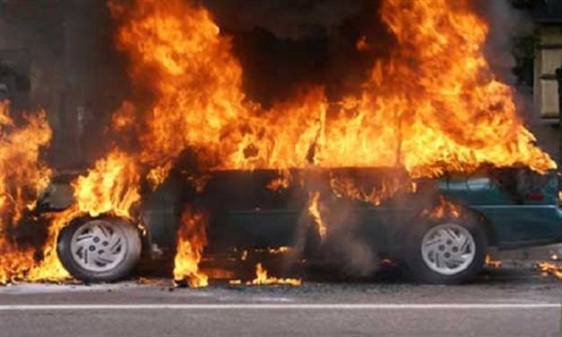 مقتل مواطن ليبي انفجار سيارته