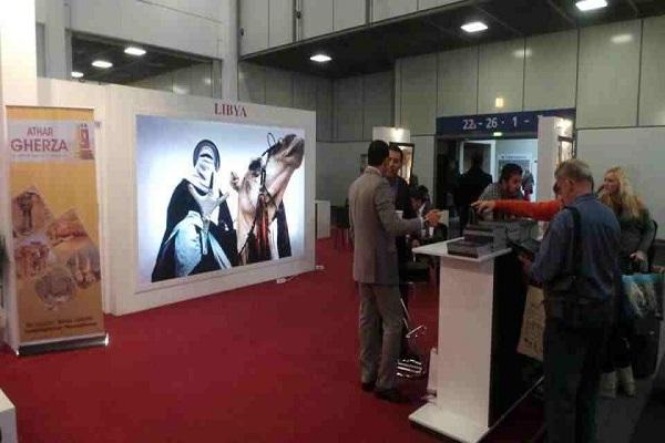 مشاركة ليبية متميزة معرض برلين