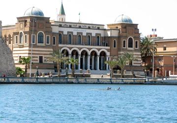 ليبيا المركزي ينفي مصرف التجاري