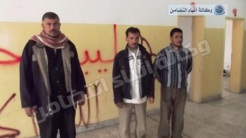 عشرة مصريين يحملون تأشيرات مزورة