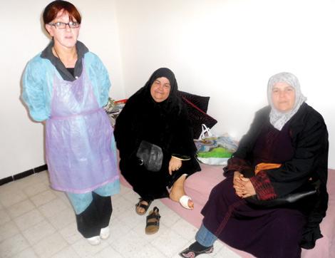 طبيبة جزائرية تنقذ 1000 مريض