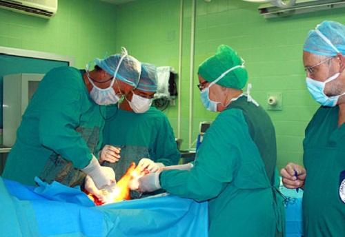 أطباء ليبيا يُضربون العمل الأول