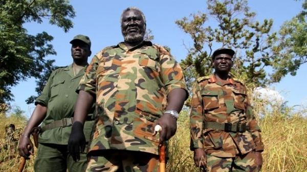 السودان يطلب المتمردين المساعدة صياغة