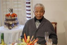 مانديلا المستشفى عدوى الرئة