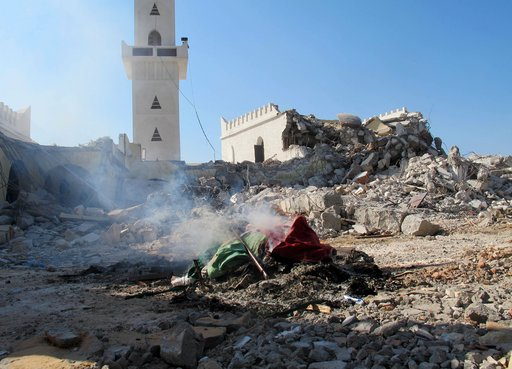 تدمير ضريح صوفي يعود تاريخه