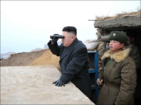 صواريخ كوريا الشمالية مصوبة تكساس