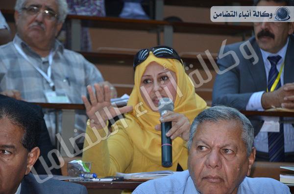 ناشطة حقوقية تطالب بالإفراج سجينة