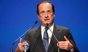 الرئيس الفرنسي هولاند يعلن بلاده