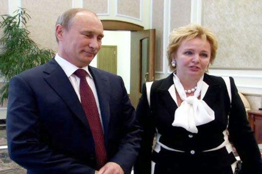 فلاديمير بوتين وزوجته يعلنان طلاقهما