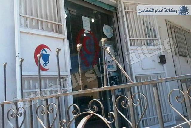 مصري يعمل بصيدلية بدون مؤهل
