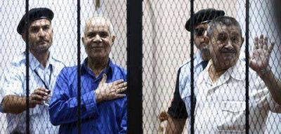 محكمة استئناف طرابلس تبرئ العبيدي