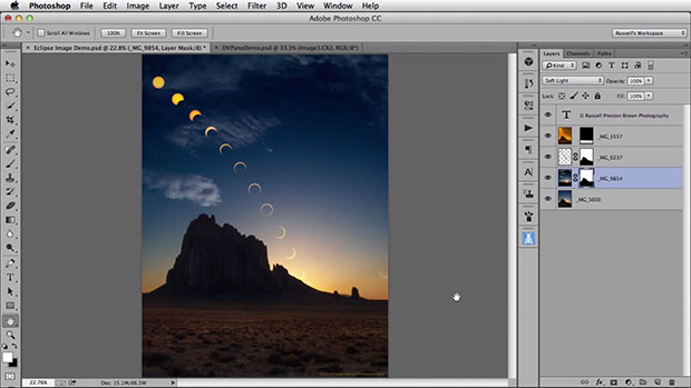 برنامج فوتوشوب Adobe Photoshop 14.0