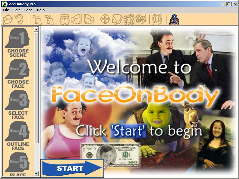 برنامج FaCe BoDy لوضع الِوجة