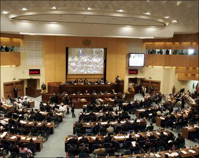 الاتحاد الأفريقي يعلق عضوية أعقاب