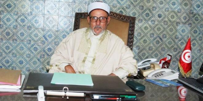 مفتي الجمهورية التونسية يعلن الأربعاء