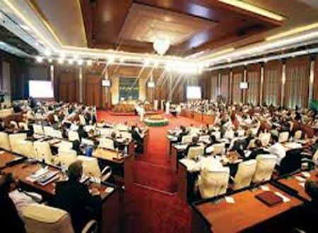 المؤتمر الوطني يناقش مشروع قانون