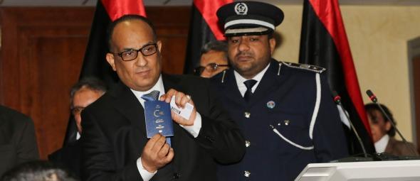 اصدار جواز ليبيا نهاية الشهر