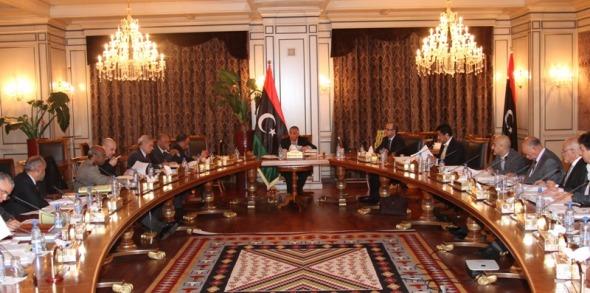 مجلس الوزراء زيادة المرتبات لمنتسبي