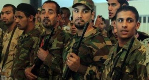 ليبيا تقرر تشكيل عسكرية لطرد