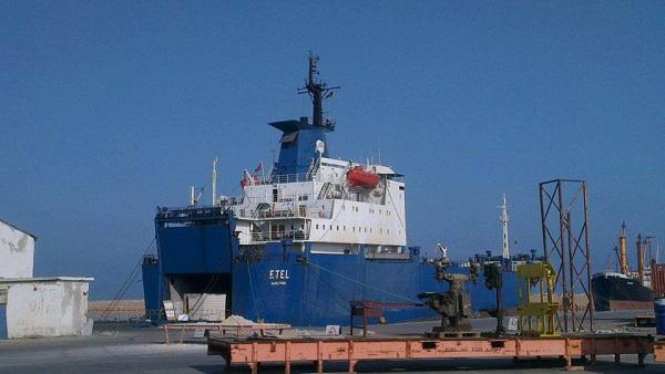مدير ميناء بنغازي البحري الباخرة