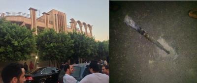 استهداف منزل محمود جبريل بطرابلس
