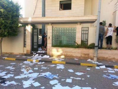 المظاهرات ليبيا استنكاراً لحوادث الاغتيالات