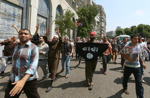 """انضمام عناصر """"القاعدة"""" اعتصام انصار"""