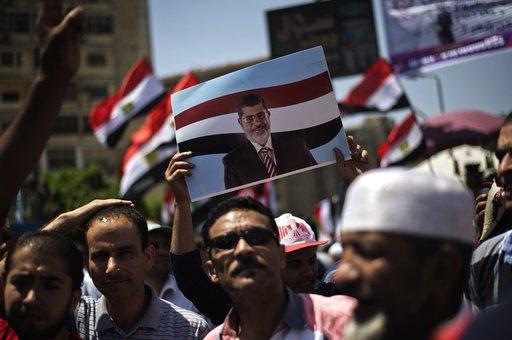 أنصار مرسي يدعون مليونية جديدة