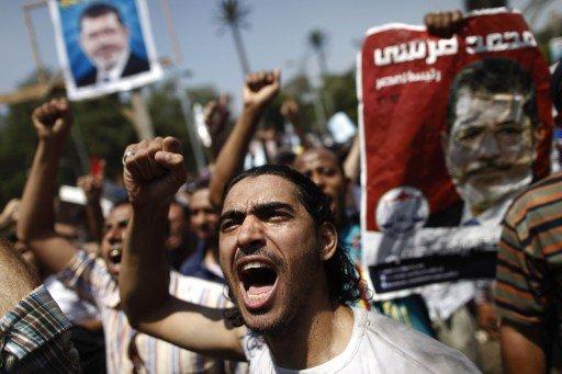 الداخلية المصرية تدعو معتصمي رابعة