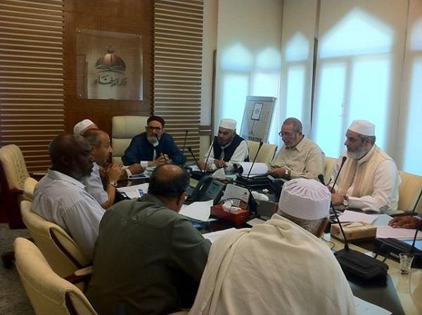 لجنة تحري الأهلة تدعوا المواطنين