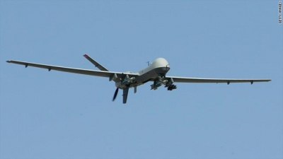 طائرات أمريكية طيار بليبيا لمراقبة