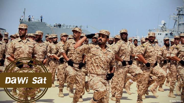 إيفاد العسكريين بالجيش بريطانيا للتدريب