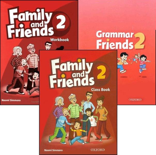 гдз по английскому 3 family and friends