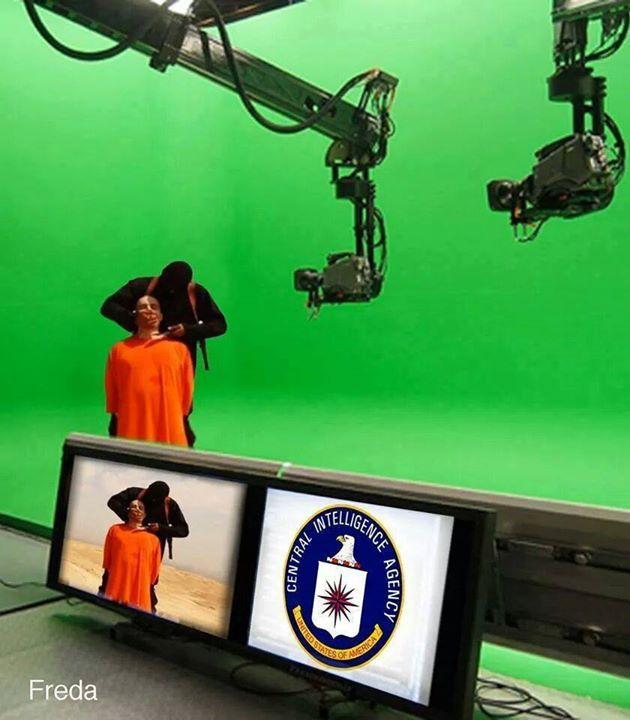 """حقيقة تورط المخابرات الأمريكية """"فبركة"""""""