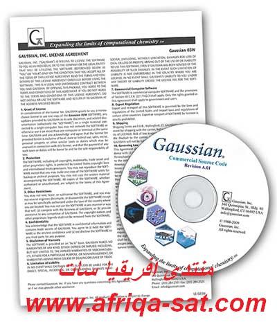 أحدث اصدار لبرنامج Gaussian Revision